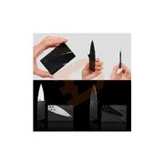 Нож визитка,  нож кредитка,  нож раскладной. самый маленький и незаметны