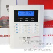 GSM сигнализация GSM017